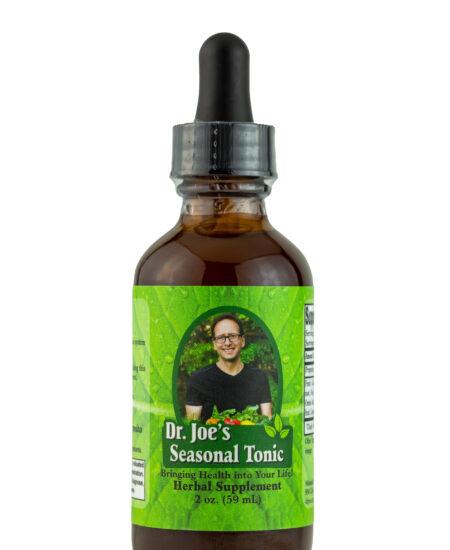 Seasonal Tonic - 2 oz - front