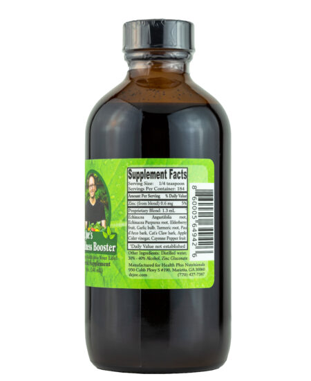 Wellness Booster - 8 oz - right