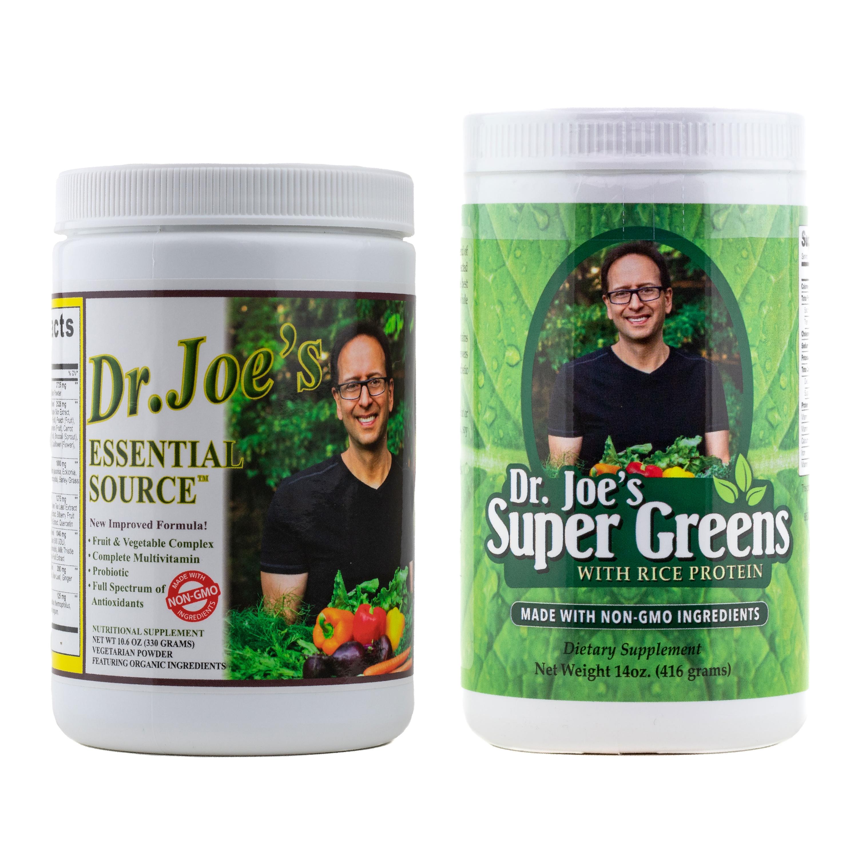 Essential Source & Super Greens
